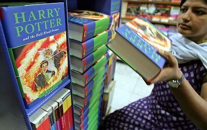 Verkaufszahlen Harry Potter Bricht Seine Eigenen Rekorde Der Spiegel