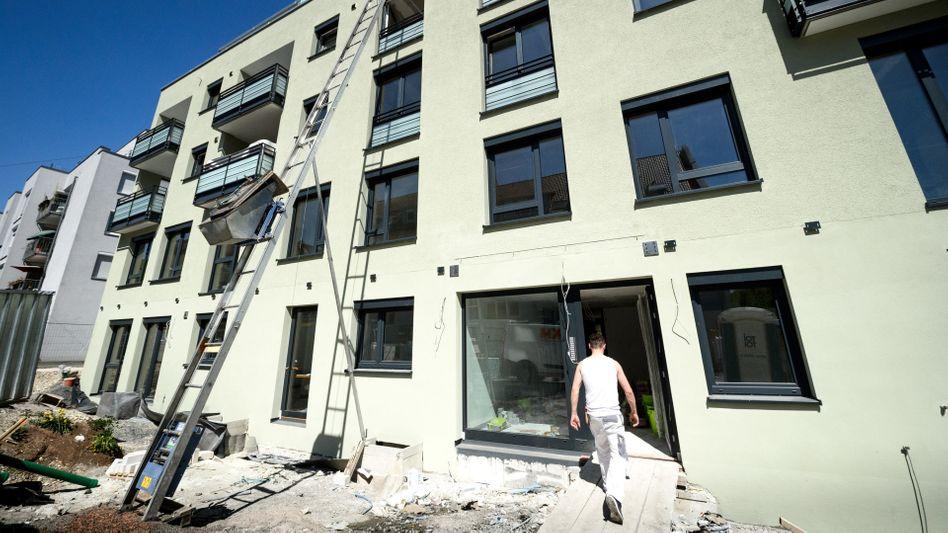 Neubauten in Stuttgart