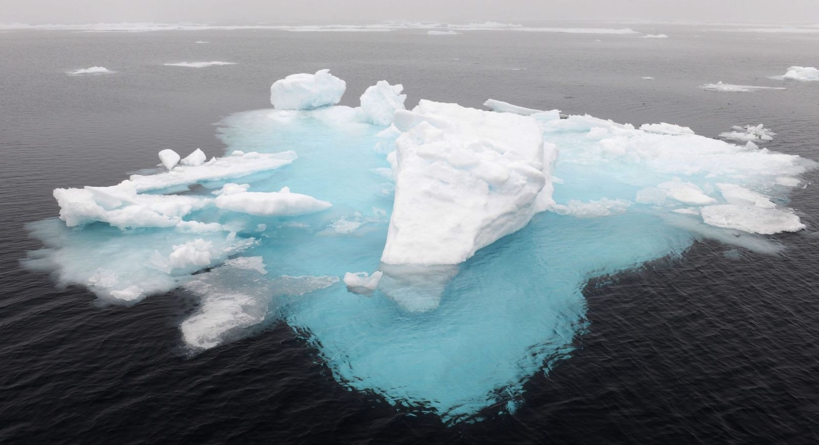 Flüsse spülen mehr Wasser ins arktische Meer