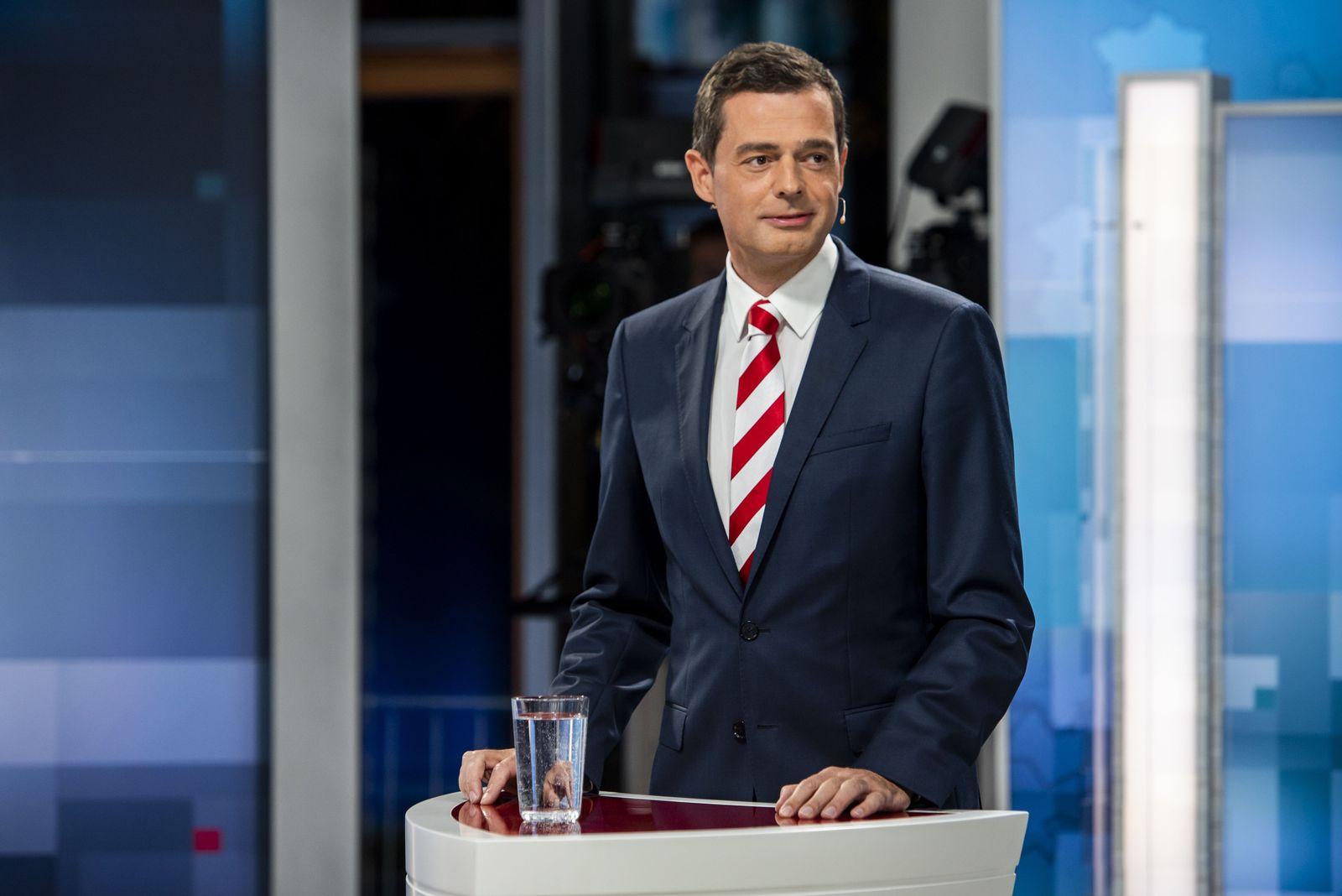 EINMALIGE VERWENDUNG Mike Mohring/ CDU Thüringen