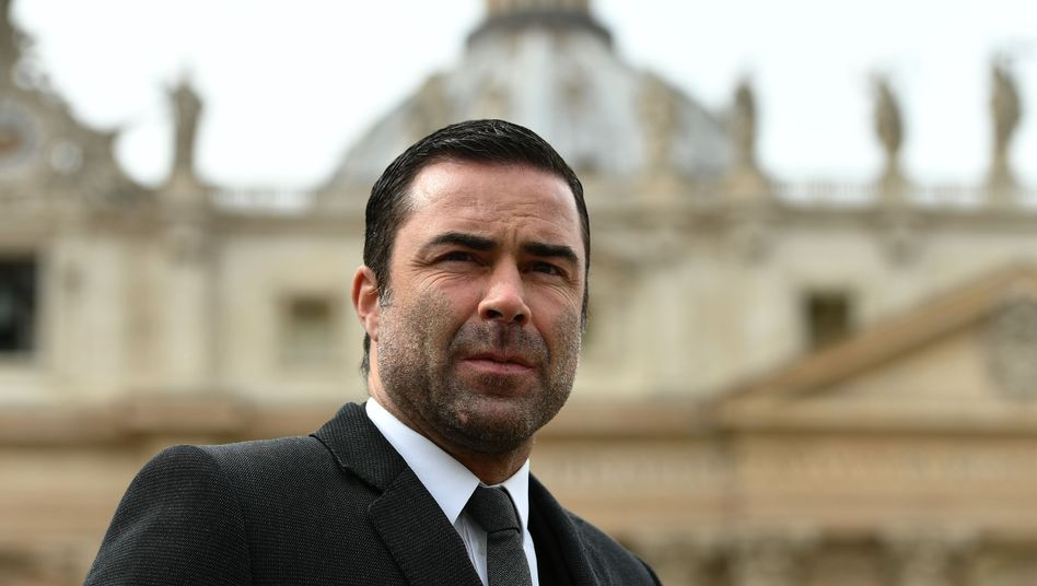 Der scheidende Präsident der vatikanischen Finanzaufsicht: René Brülhart