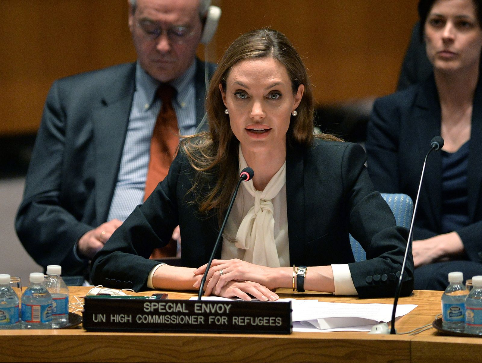 Jolie UNHCR