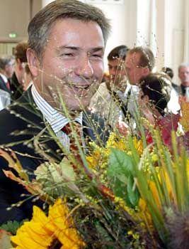 Zum Beispiel Klaus Wowereit: Klar und deutlich durch die Blume gesprochen