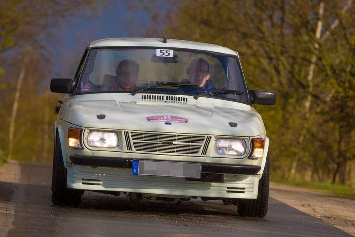 Flotter Schwedenhappen: Der Saab 99