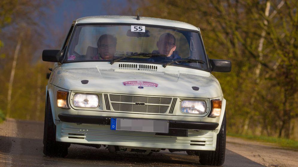 Flotter Schwedenhappen: Günstiger Oldtimer Saab 99