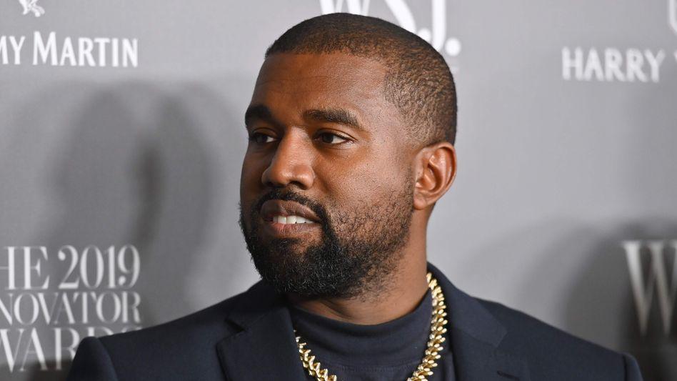 Kanye West: Ein Herrenkonzert, ein Damenkonzert