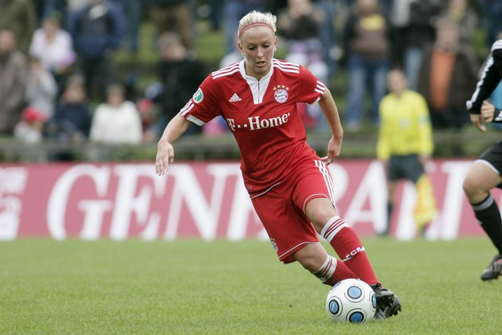 Mandy Islacker (FC Bayern)