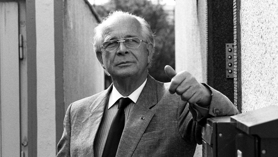 Adolf Kanter: Jahrzehntelang eine Spitzenquelle der DDR-Auslandsspionage