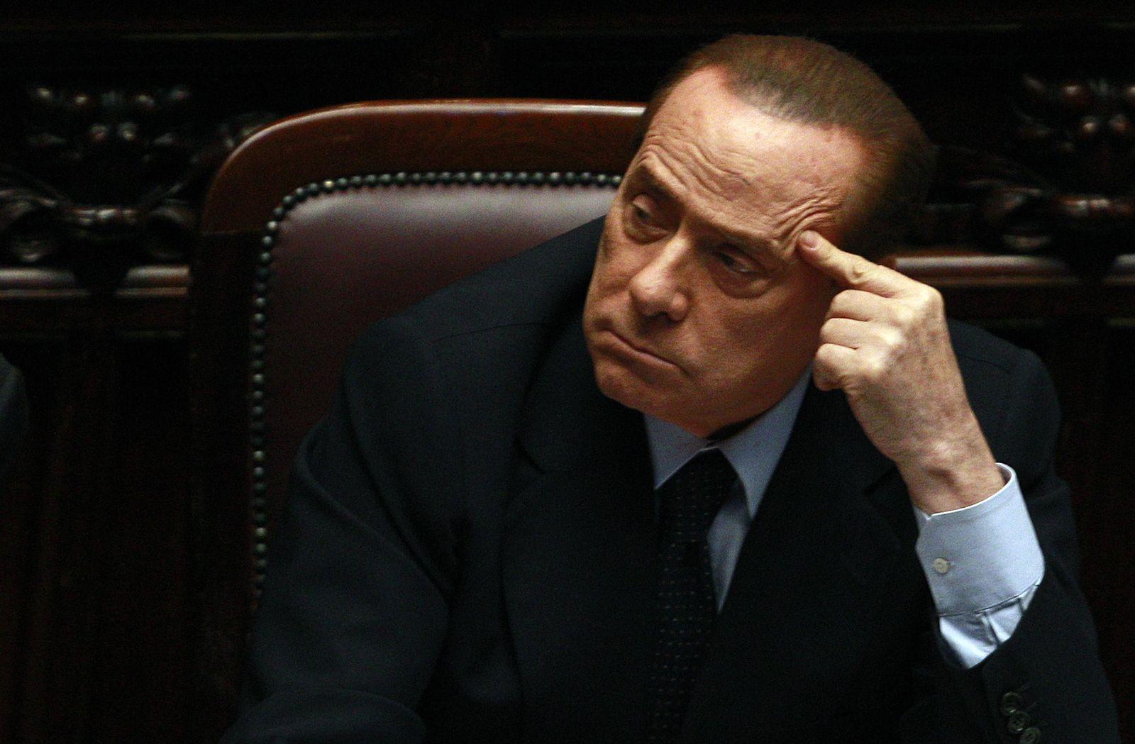 THEMEN Berlusconi