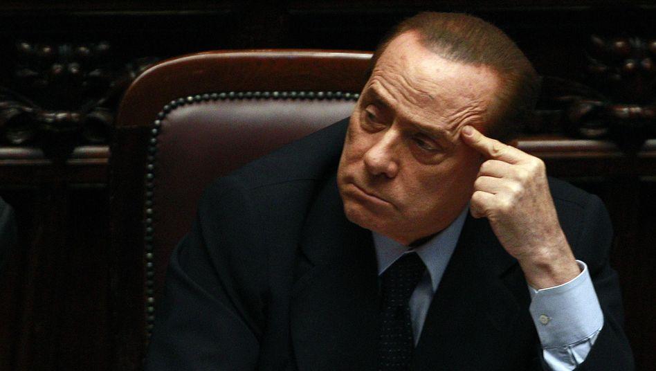Italiens Ministerpräsident: Berlusconi will sich nach Börsenschluss zur Schuldenkrise äußern