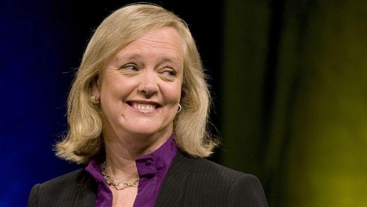 Hewlett-Packard: Riege glückloser Chefs