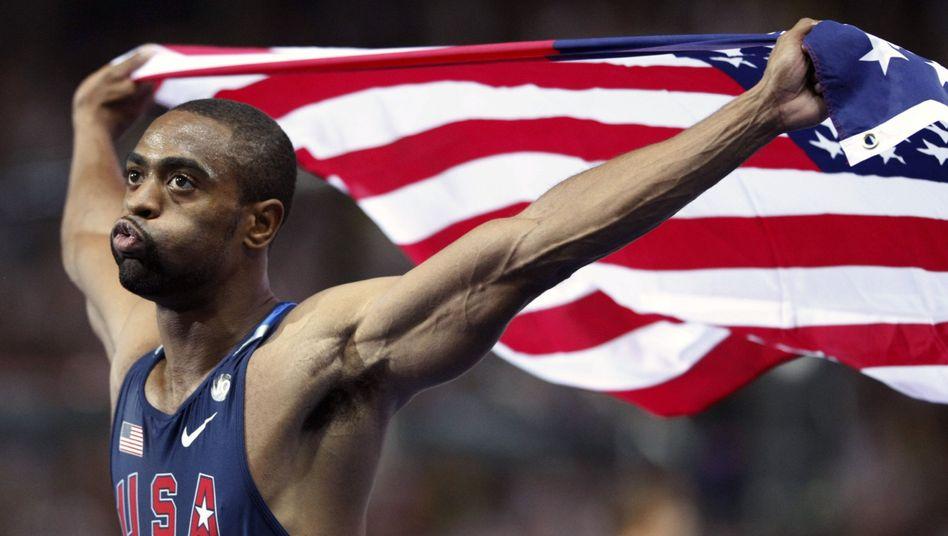"""Überführter US-Sprintstar Gay: """"Den Fuß nicht vom Gaspedal nehmen"""""""