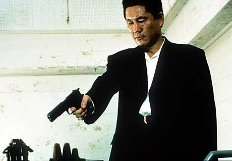 Spielt die Hauptrolle in seinem neuen Film: Kitano