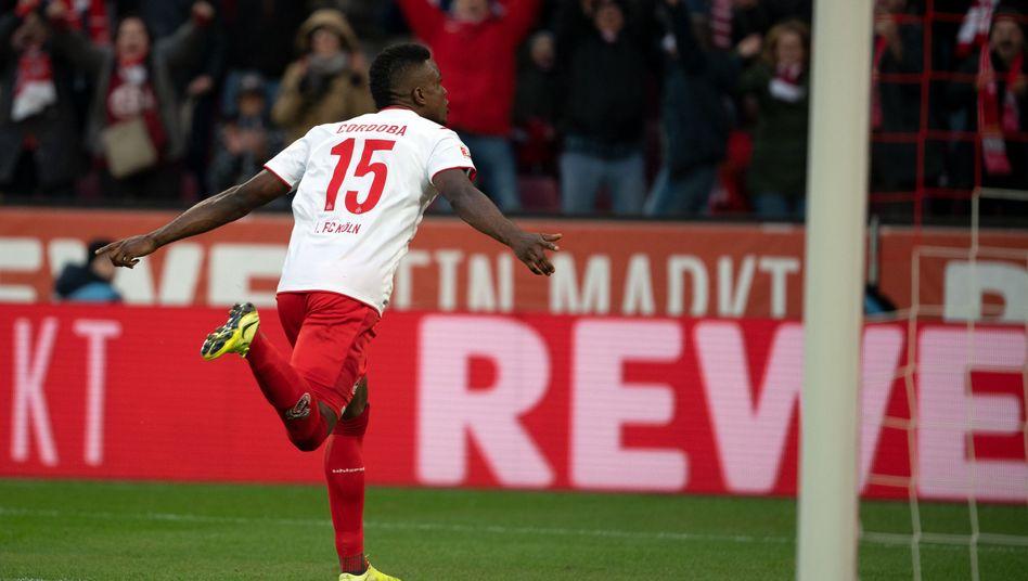 Córdoba trifft für den 1. FC Köln: Heimspiel-Jhon schlägt wieder zu