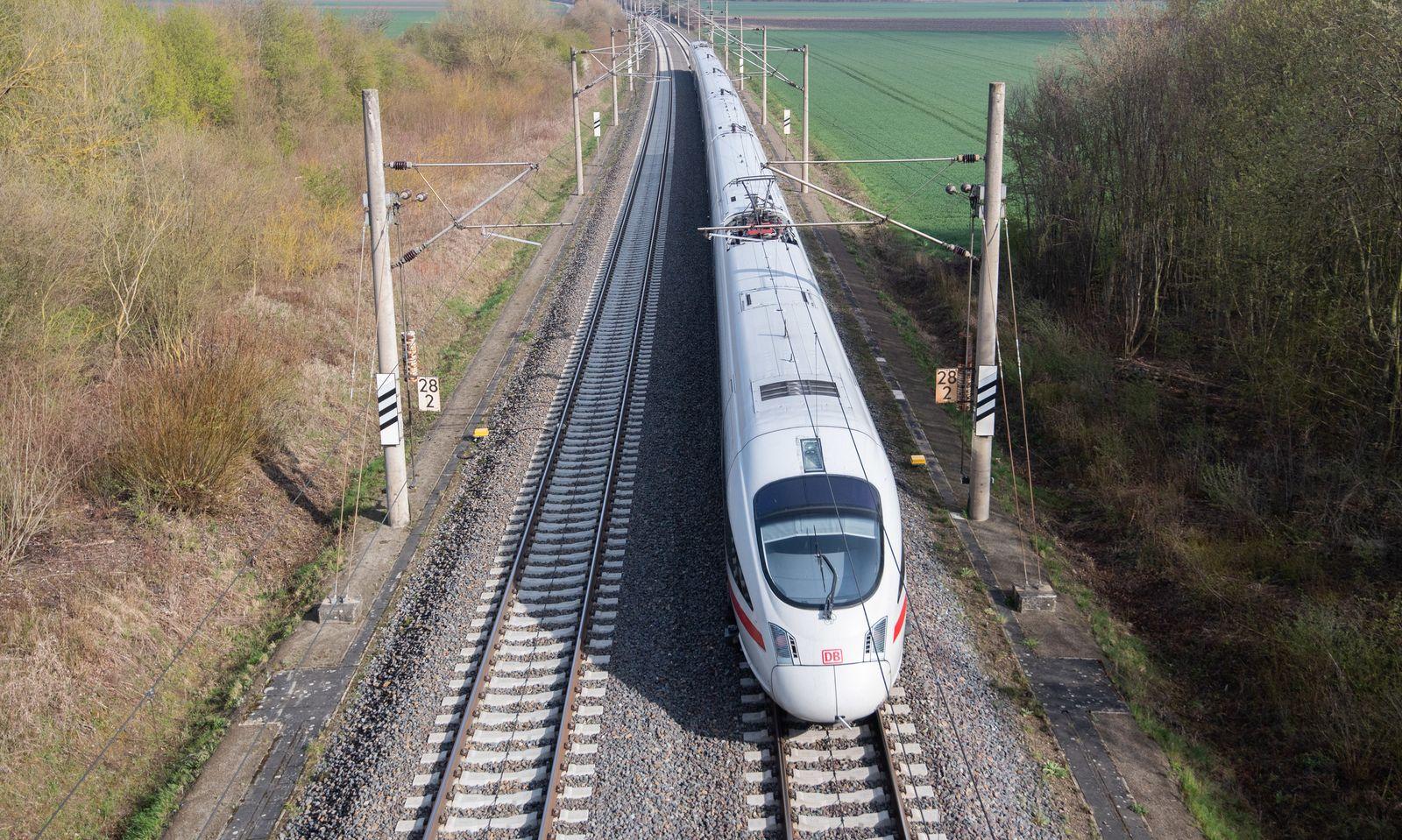 Verkehrsministerkonferenz - Schienenverkehr