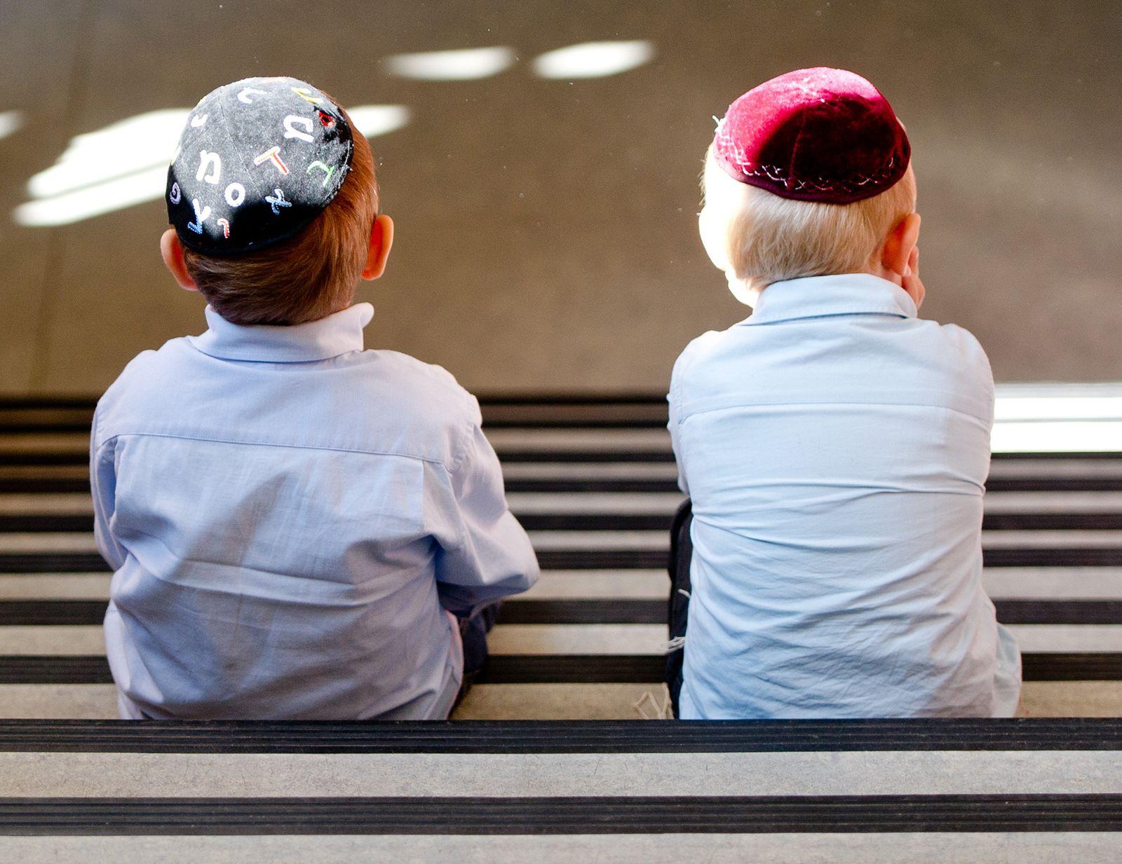 Jüdische Schüler