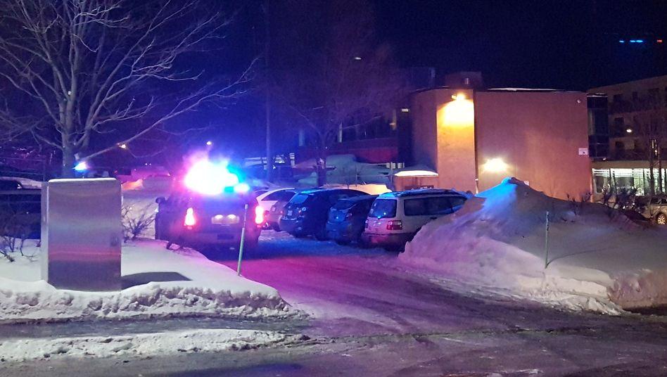 Quebec: Mehrere Tote nach Schüssen in Moschee