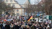 Corona-Proteste in Kassel eskalieren