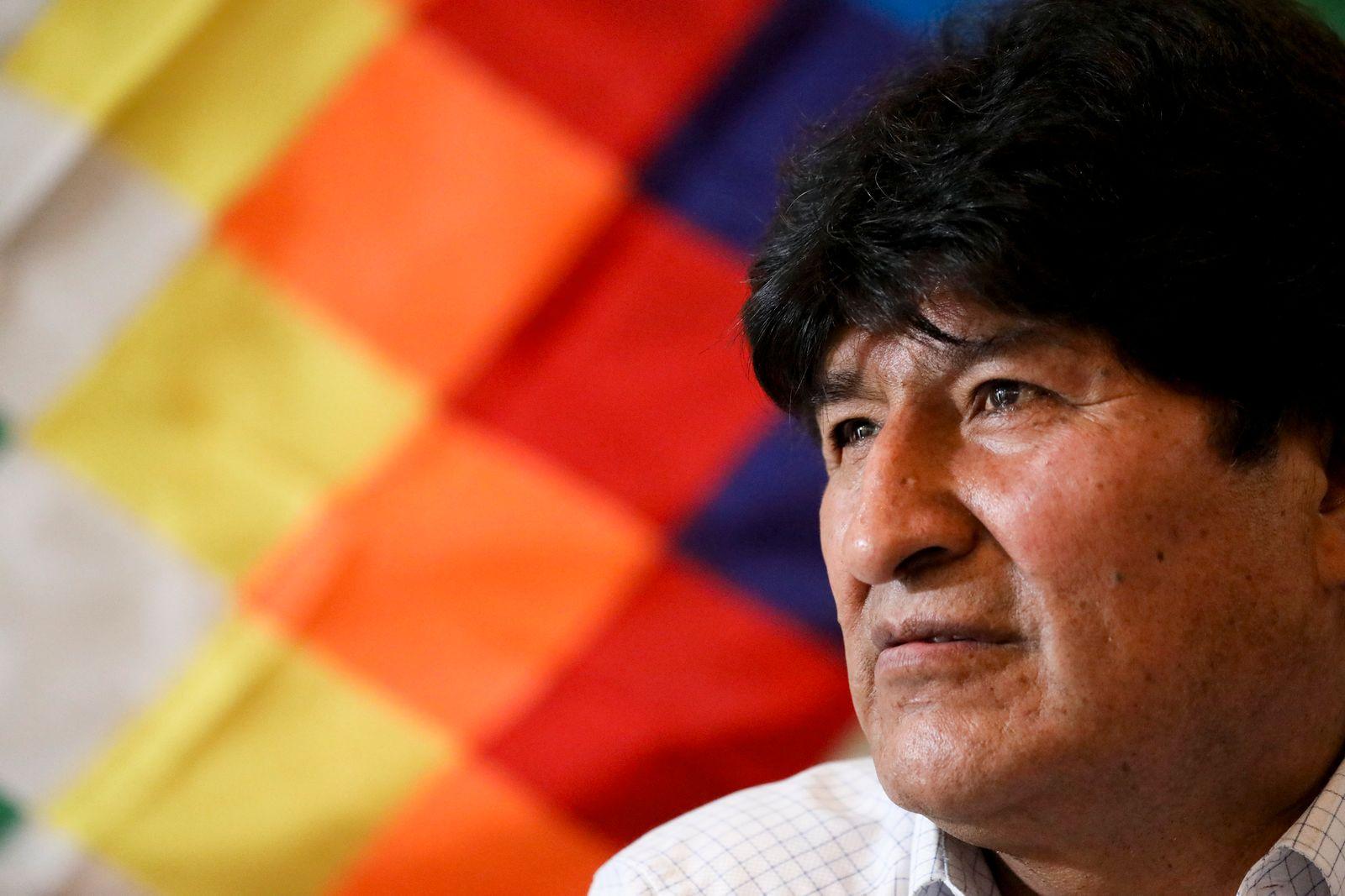 Wahlkampf in Bolivien