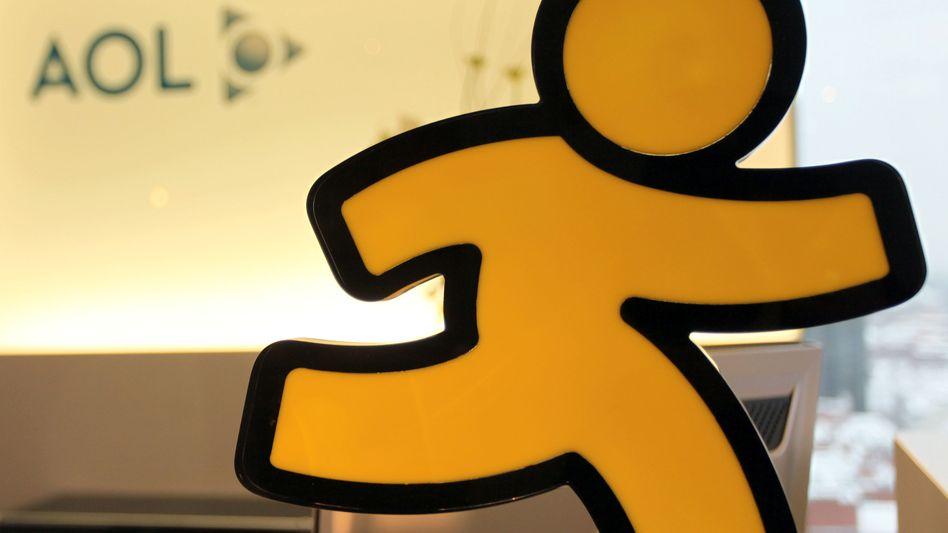 AOL-Werbefigur: Der neue AIM sieht aus wie Twitter