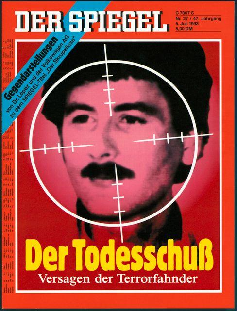 SPIEGEL-Titel 27/1993