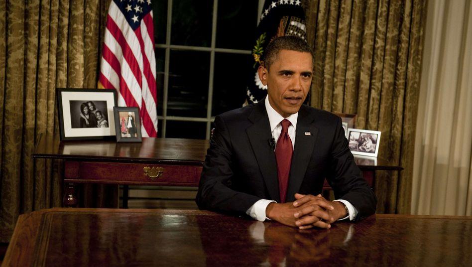 US-Präsident Obama im Oval Office: Neues Team zum neuen Jahr