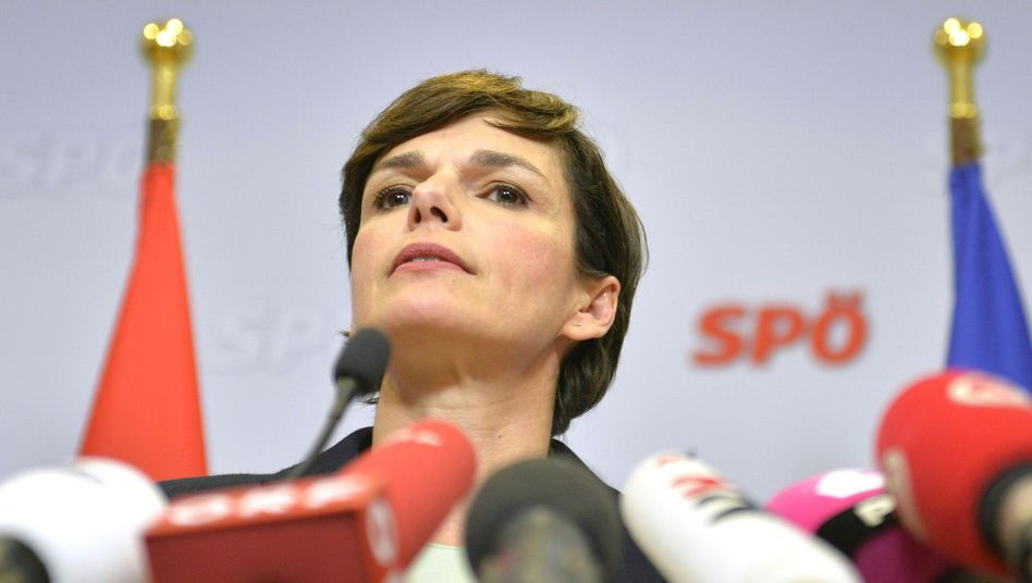 Pamela Rendi-Wagner: Kein Coach, aber viel Altlast