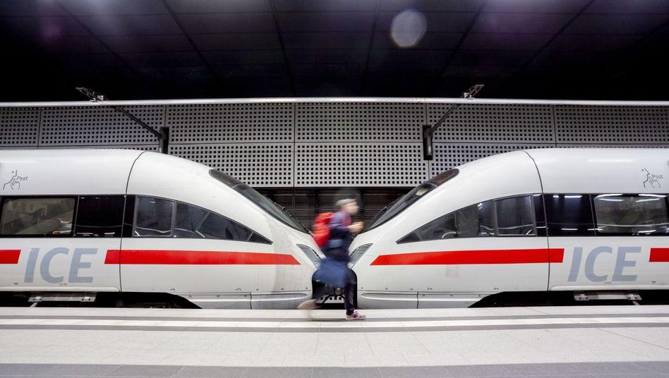 ICE-Züge: Im Fernverkehr bald günstiger