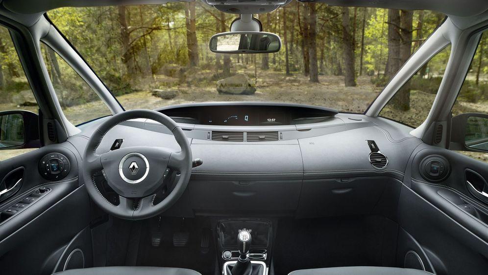 Zentrale Cockpits: Ungewohnter Blickkontakt