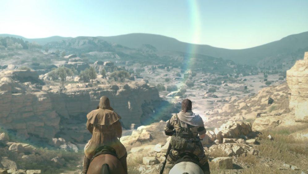 "Gespielt: ""Metal Gear Solid V - The Phantom Pain"""