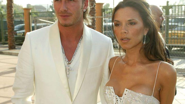 Von 1998 bis 2016: Durch die Jahre mit den Beckhams