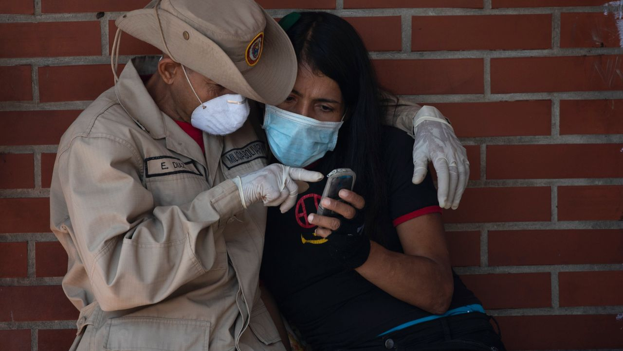 """Corona in Lateinamerika: """"Das Virus hat ein Gefühl der Gleichheit geschaffen"""" - DER SPIEGEL - Politik"""