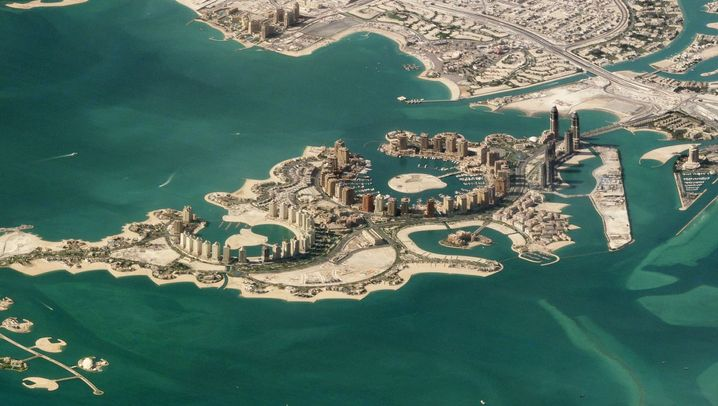 Faszinierende Satellitenbilder: So haben Sie die Welt noch nie gesehen