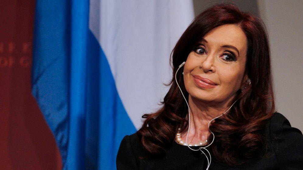 Argentinien: Kirchners Angst vor Gläubigern