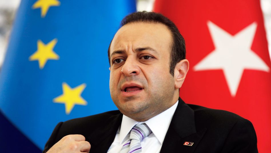 """EU-Minister Bagis: """"Kein glückliches Ende"""""""