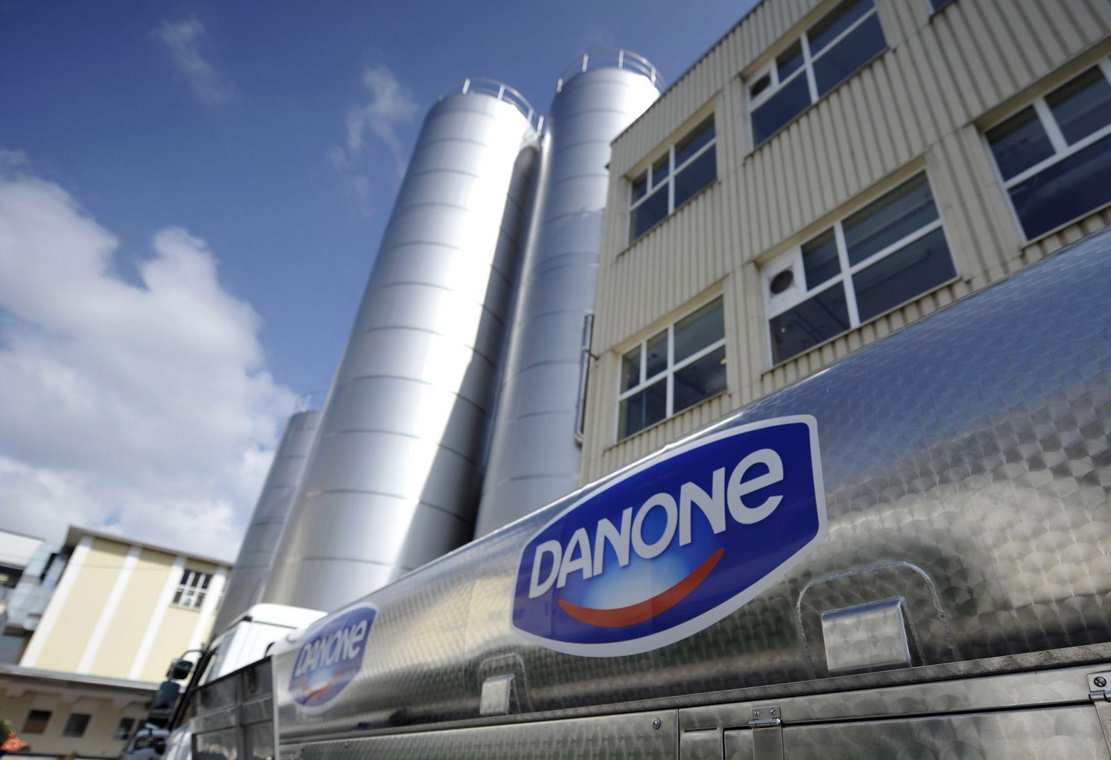 NICHT VERWENDEN Danone / Produktion / Rosenheim