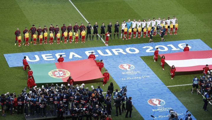 Portugal vs. Österreich: Ein Verlierer und ein Held