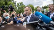 Duda nach Auszählung von 99 Prozent der Stimmen knapp vor Trzaskowski