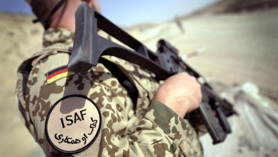 Bundeswehrsoldat in Afghanistan: Namen auf der Jagdliste