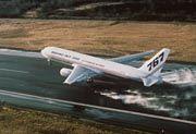 Flug ins Ungewisse: Eine Boeing dieser Baureihe wird vor der amerikanischen Ostküste vermißt.