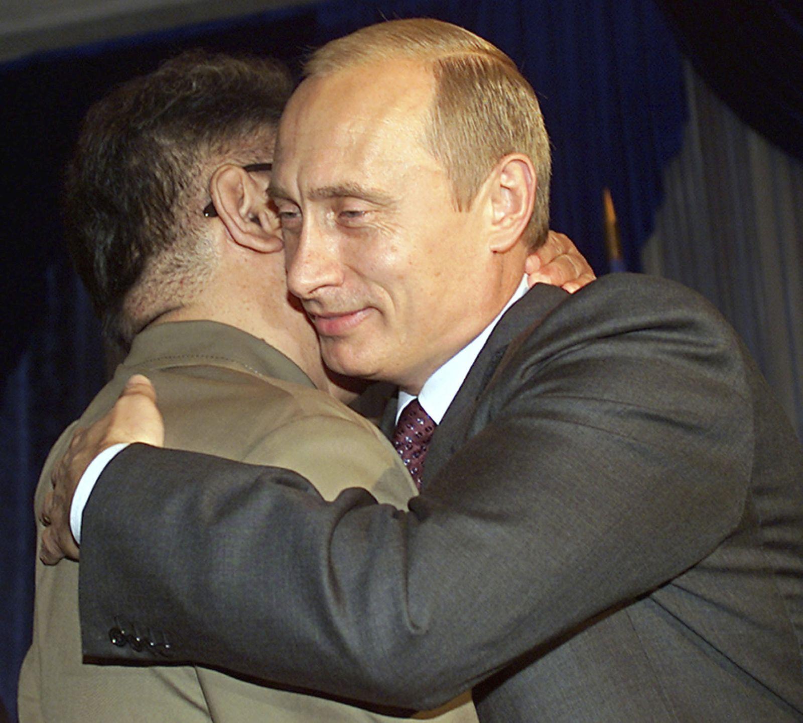 Norkorea/ Russland/ Kim jong il/ Putin