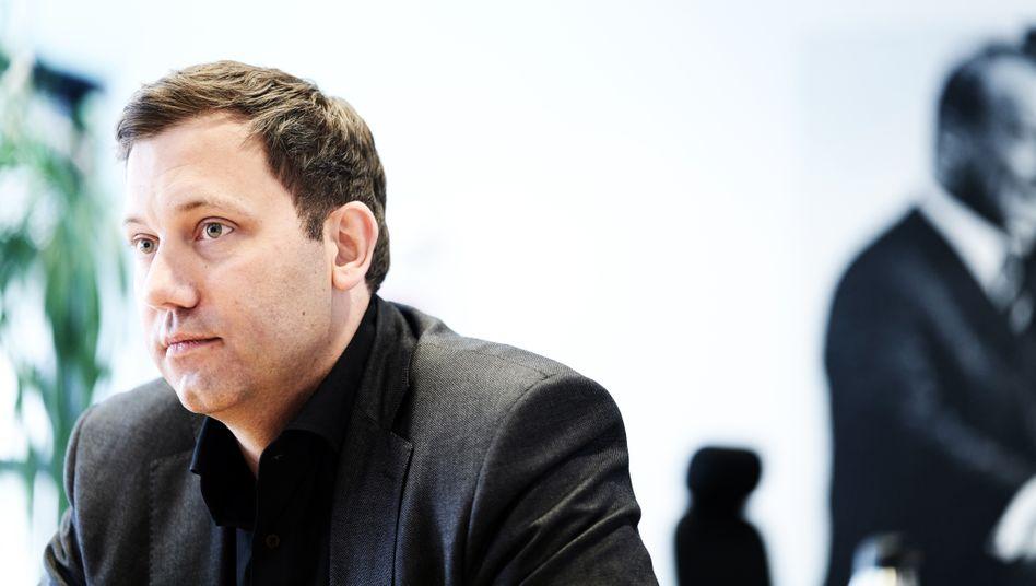 """SPD-Generalsekretär Lars Klingbeil: """"Der 5. Februar wird als ein Tiefpunkt in die deutsche Nachkriegsgeschichte eingehen"""""""
