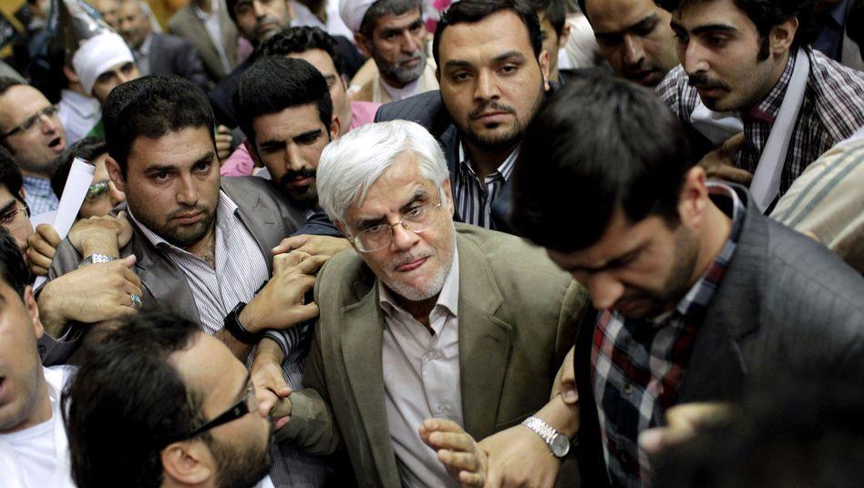 Politiker Aref: Doch kein Antritt bei der Wahl in Iran