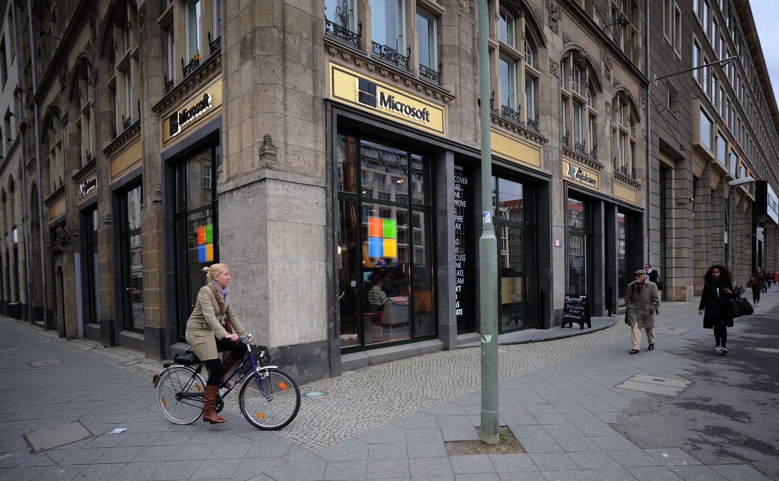 Microsoft/ Berlin