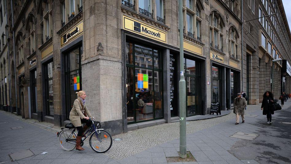 Microsoft in Berlin: Streit über Arbeitszeiterfassung
