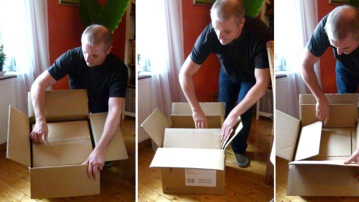 Unboxing: Koch-Universum im Schuber