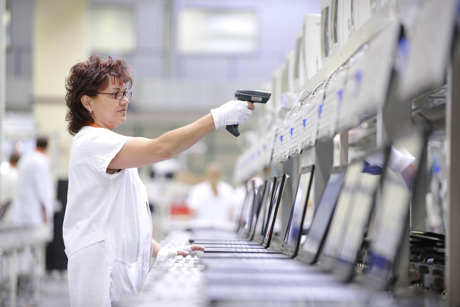 EINMALIGE VERWENDUNG Fujitsu Augsburg