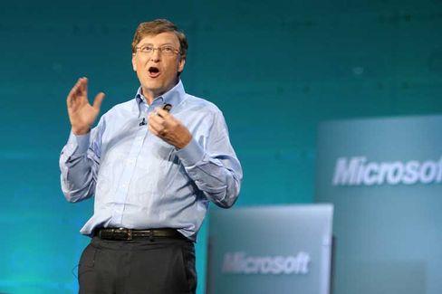 Microsoft-Gründer: Bill Gates spricht zum Auftakt der CES 2007