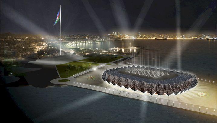 Eurovision Song Contest: Grand Prix im Glaspalast