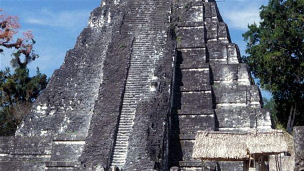 Maya-Stadt Tikal: Für Dürrezeiten vorgesorgt